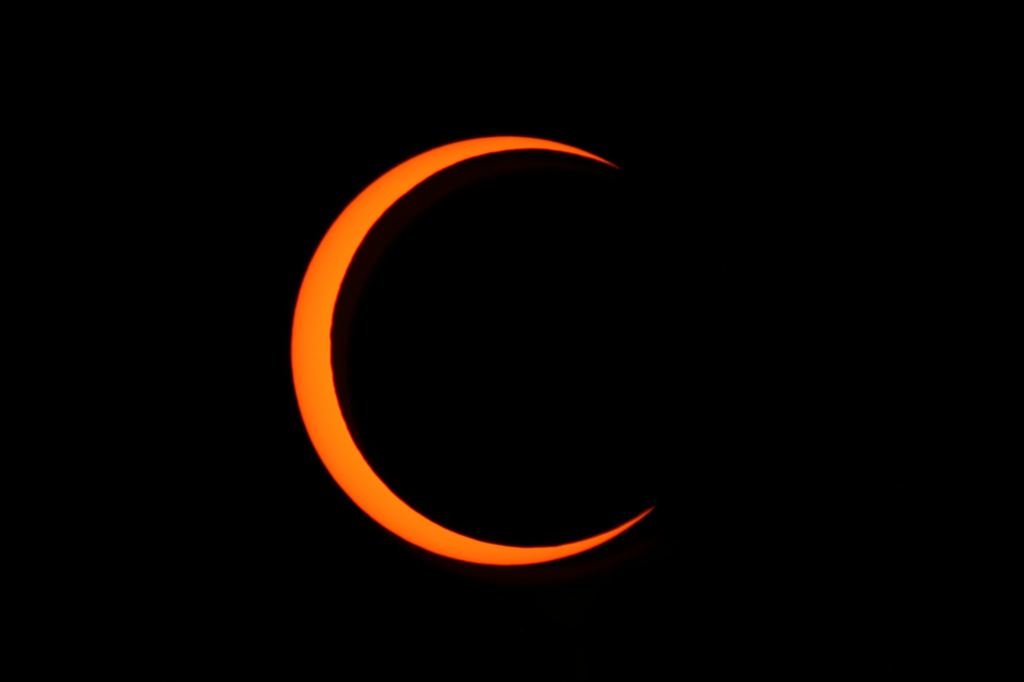 May 20, 2012 Solar Eclipse – Teaser!