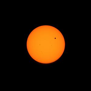 Venus Transit – June 2012